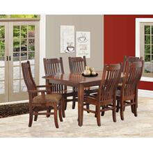 See Details - Easton Pike Q-Wik Ship Amish Dining Set
