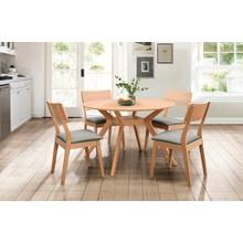 Baxton 5pc. Dining Room Set