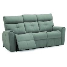 View Product - Acacia Reclining Sofa