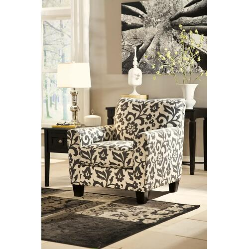 Signature Design By Ashley - Accent Chair in Whimsical Print