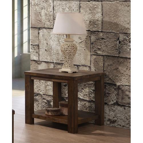 Ctc Furniture - Harrison Solid Oak End Table