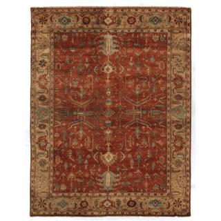 See Details - Antique Weave Serapi