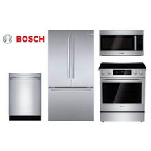 Bosch Premium Kitchen Suite - Stainless Steel - Before Rebate