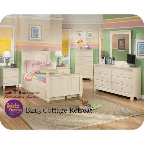 Ashley Furniture - Ashley B213 Cottage Retreat Bedroom set Houston Texas USA Aztec Furniture