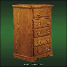 6 Drawer Safe Top Chest