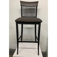 "Amisco ""Annabelle"" Stationary Bar Stool"