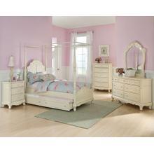 Cinderella 4Pc Full Bed Set