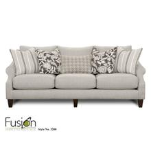 SM3200  Sofa, Loveseat, Chair and Ottoman - Studio Metal