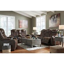 Ashley Game Zone Bark 3-Pc. Reclining Set with Adjustable Headrests