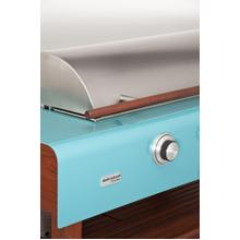 See Details - Rockwell By Caliber Social Grill - Turquoise (propane)