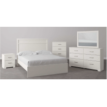 B2588 Queen Panel Bed Only (Stelsie)