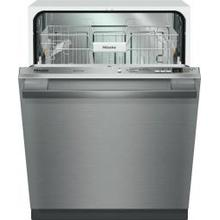 "Miele Factory Closeout - 24"" Classic Plus Fully-Integrated Dishwasher with Hidden Control Panel and CleanTouch Stainless Steel"