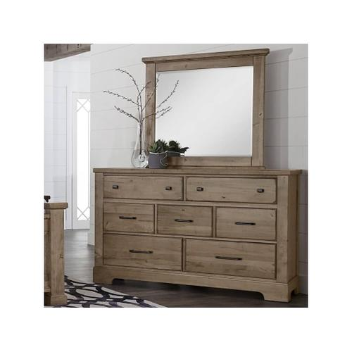 Cool Rustic Stone Solid Maple Dresser