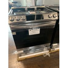 6.0 cu. ft. Front Control Slide-in Gas Range with Air Fry & Wi-Fi in Stainless Steel**OPEN BOX ITEM** Ankeny Location