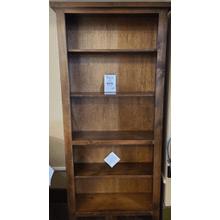 See Details - Alder Grove 35x75 Bookcase