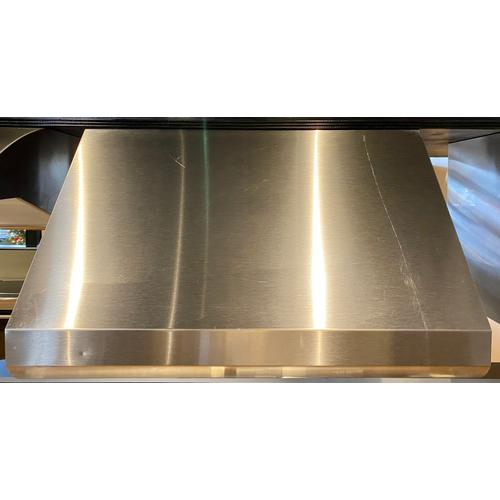 Broan® E6030SS    30-Inch Convertible Wall-Mount Canopy Range Hood w/ Heat Sentry , 600 CFM, Stainless Steel