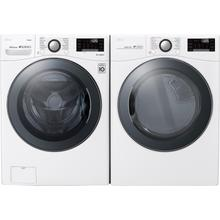 See Details - LG Front Load Laundry Pair