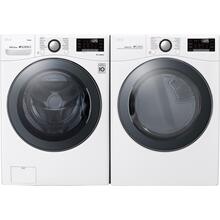 LG Front Load Laundry Pair