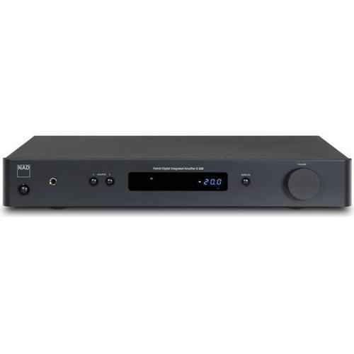 Hybrid Digital DAC Amplifier