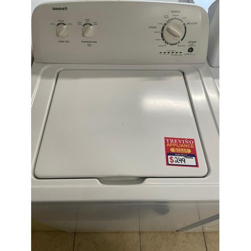 Treviño Appliance - Admiral Washer