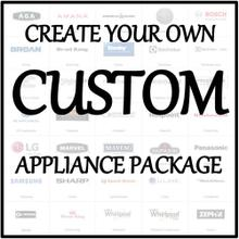 Let us Help You Ceate Your Own Custom Dream Kitchen Package.  LOW PRICE GUARNTEE