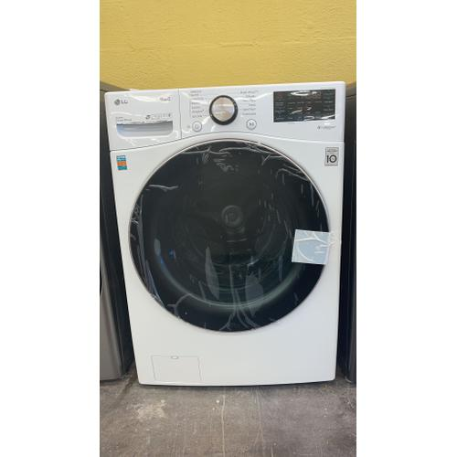 Treviño Appliance - LG Front Load Washer