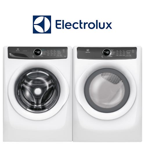 Electrolux Laundry Pair W/ Lux Care & Lux Quiet