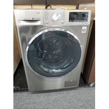 """Product Image - LG 24"""" Front Load Washer and Dryer Combo WM3499HVA (FLOOR MODEL)"""