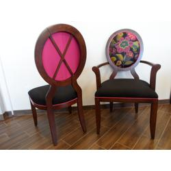 """The """"XO"""" Arm and Side chair"""