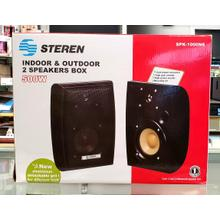 Indoor & Outdoor 2 Speaker Box