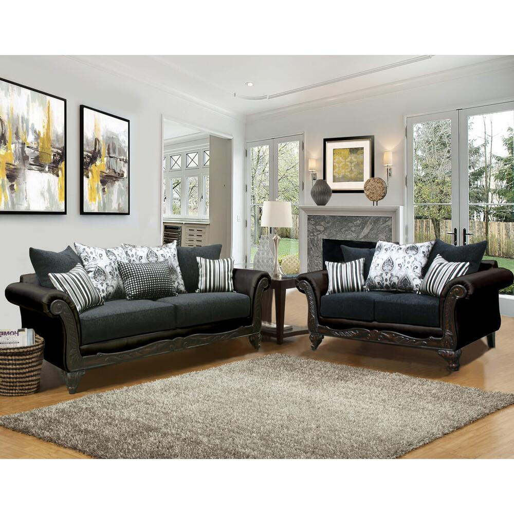 See Details - Indio Sofa and Love Seat
