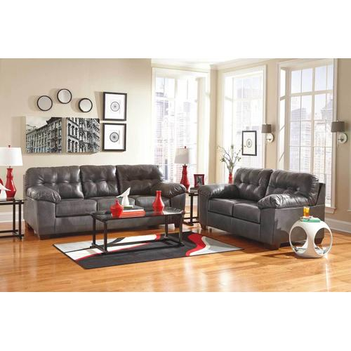 Ashley 201 Alliston Sofa and Love
