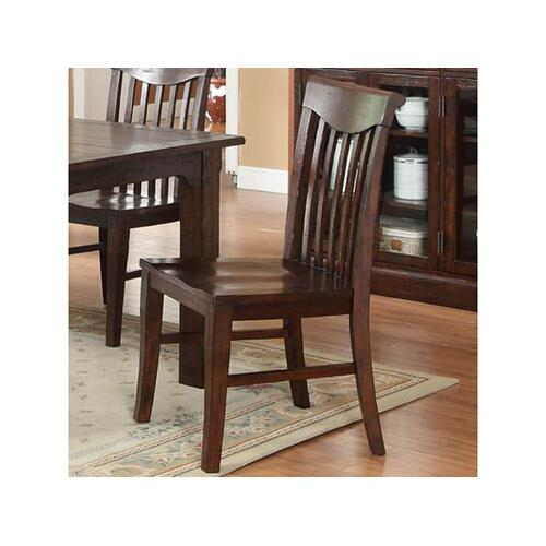 Gettysburg Dark Side Chair
