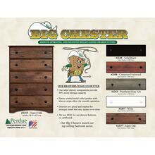 Big Chester 5 Drawer Chest