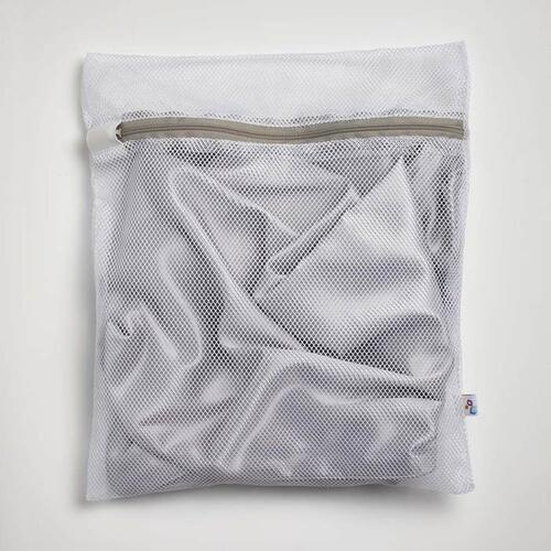 Silver Pure Silk Pillow Case