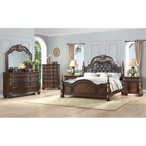 Product Image - Maximus 6 Piece Bedroom