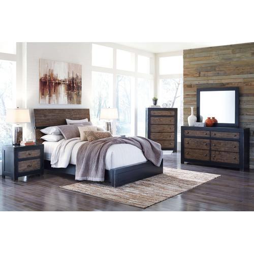 Ashley Furniture - Ashley Furniture B653 Emerfield Panel Bedroom set Houston Texas USA.