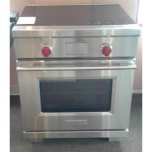 "30"" Transitional Induction Range"