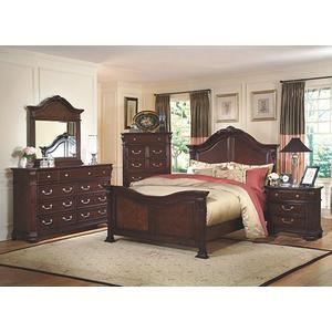 Emilie 5 Piece Bedroom