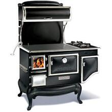 """View Product - Fireview 48"""" Dual Fuel (wood / gas)"""