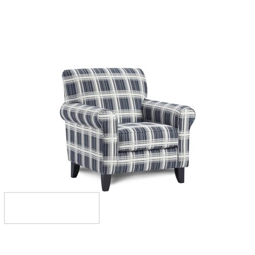 Designer's Choice - Stanza Navy Accent Chair