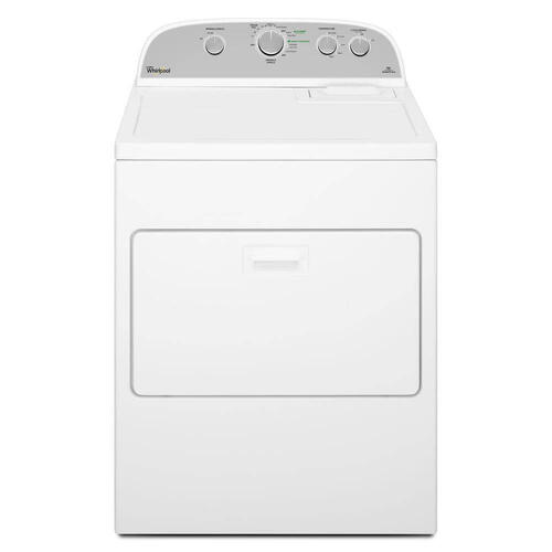 Whirlpool 7.0CF White Electric Dryer