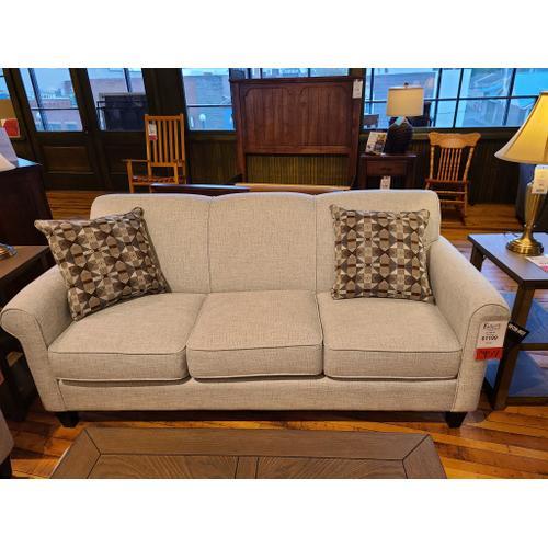 CLEARANCE Embark Grey Sofa