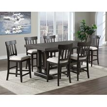 See Details - Napa 5 Piece Counter Height Dining Group