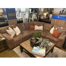 See Details - Sectional Grand Outback Espresso
