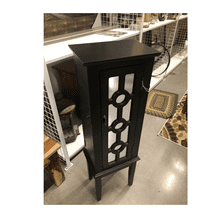 Jewelry Armoire Hines Mirrored