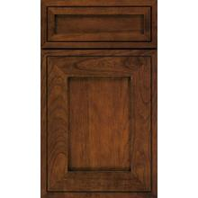 Airedale Cherry Cabinet
