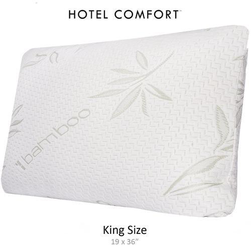 Hotel Comfort - Bamboo Pillow King