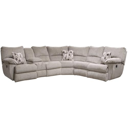 Lay Flat Reclining Sectional
