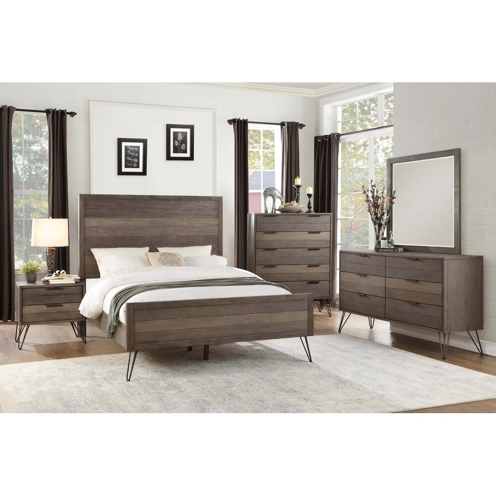 Urbantine 4 Pc Cal King Bed Set